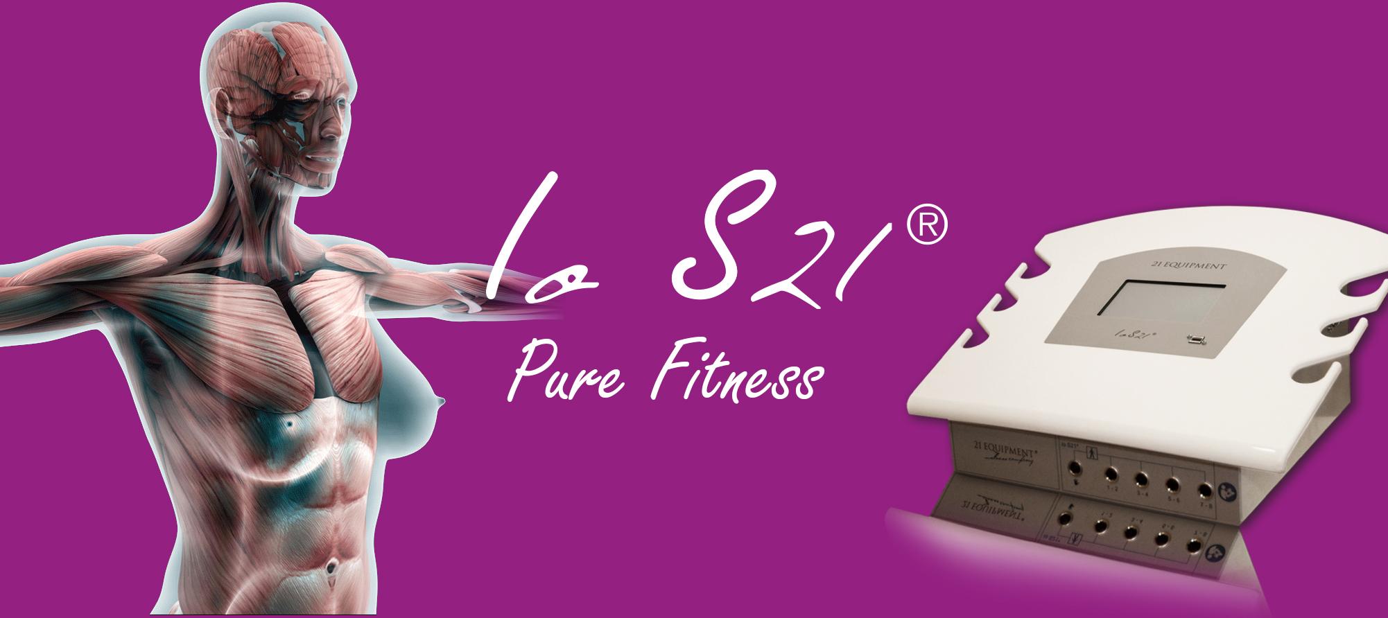 IO S21 Pure Fitness